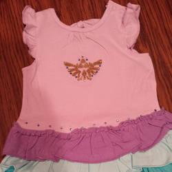 Baby Zelda Dress by Tray-kun