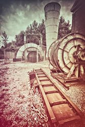 .:Coal Mining remains:. by Frank-Beer