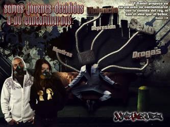 Jovenes Decidios by Molotov7