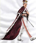 Freddie Mercury by BonaScottina