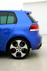 Volkswagen VW Golf GTI 6 VI 6 by puffy69
