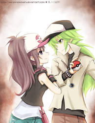 Let's Battle by sunshineikimaru