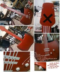 .Marceline's Axe-Bass. by Samuraiqueen