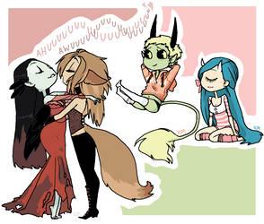 .Monster Girl Compilation. by Samuraiqueen