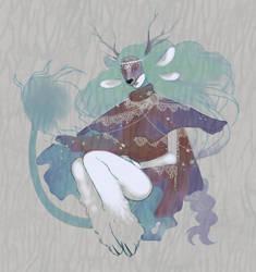 .The Last Inhabitant. by Samuraiqueen