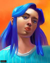 Portrait 3 by natavolstes
