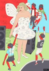 Fat Fairy by natavolstes