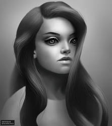 Portrait by natavolstes
