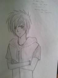 Random Guy by FujikageSakura