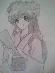 Random Girl by FujikageSakura