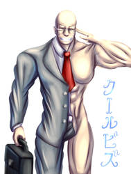Cool Muscles by MASATO-Ishiou