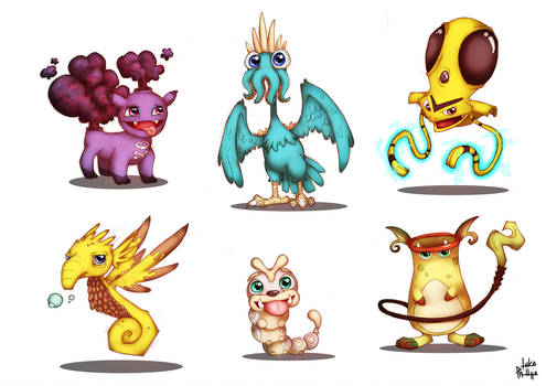 Pokefusions 2 by Phillippeaux