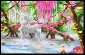 Enchanted Jungle by karzii