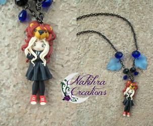 Luna Lovegood Necklace by Nakihra