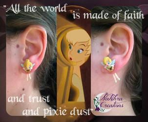 Tinkerbell Earring by Nakihra