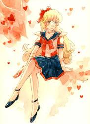 Sailor V by Toffi-Fee