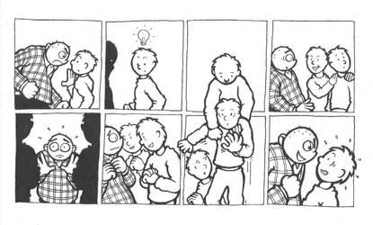 Comic Strip by Panistheman