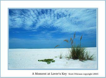 A Moment at Lover's Key by editha