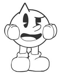 Pacman by RareKirby