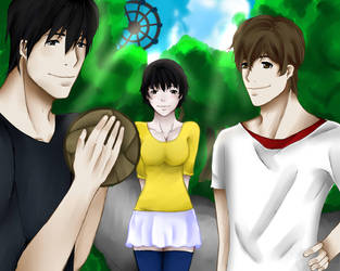 Zankyou no Terror by Significant-Minutes