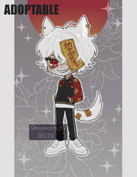 Adopt: cool kid jiangshi [CLOSED] by DDcide