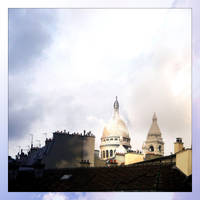 Montmartre by Redounette