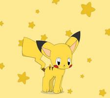 Pikachueon by PokeHihi
