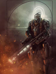 Knights Templar by AITUARMANAS
