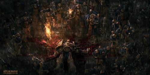 Warhammer 40k 5 by AITUARMANAS