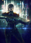 Vampire Delta by AITUARMANAS