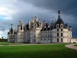 Chateau de Chambord by kuntaldaftary