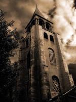 Leglise de St Germain des Prez by kuntaldaftary