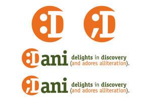 :D Logo by fat-girl-dani