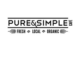Pure and Simple Logo and Tag by fat-girl-dani