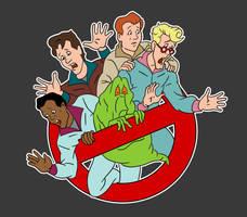 Alternate Ghostbusters design by GhostbustersNews