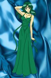 Neptune Princess by AmayaKouryuu