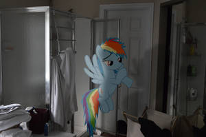 Shower Time by Oppositebros