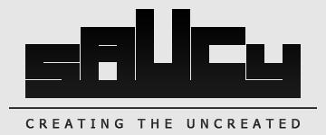 Saucy.se v.1 - Logo by NinjaSaus