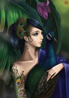 Peacock by starkey01