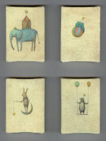small canvas series_01 by Ebineyland