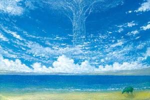 Big tree of dreamland by Ebineyland