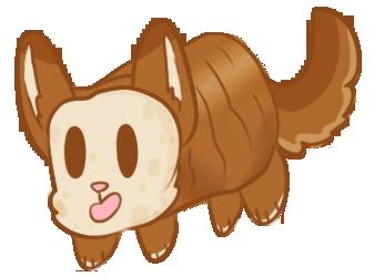 OTA Bread Dog REOPENED by Faileh