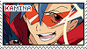 TTGL: Kamina Stamp by garbagepicker