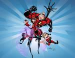 The Incredibles by J-Skipper
