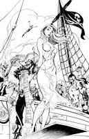Neverland - Inks by J-Skipper