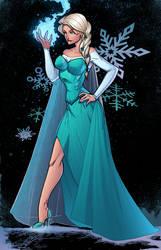 Elsa by J-Skipper