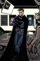 In The Batcave by J-Skipper