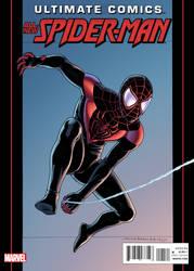 Ultimate Spider-man by J-Skipper