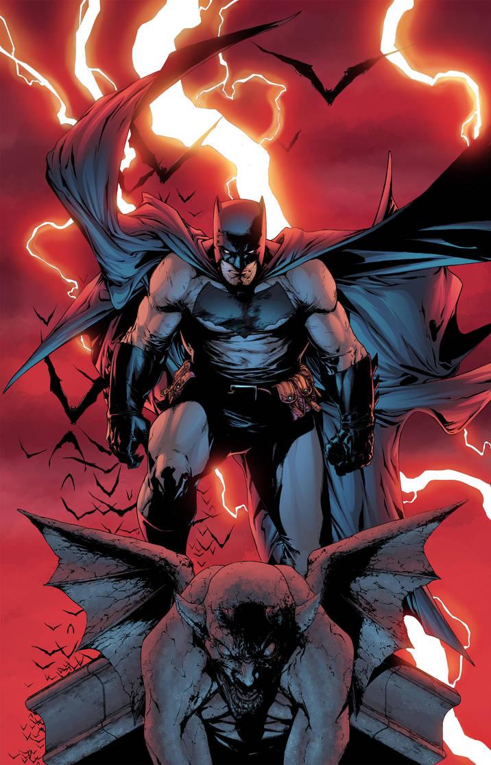 The Dark Knight by J-Skipper