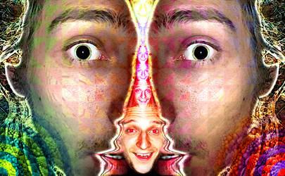 Cosmic Shmuck by m-r-p